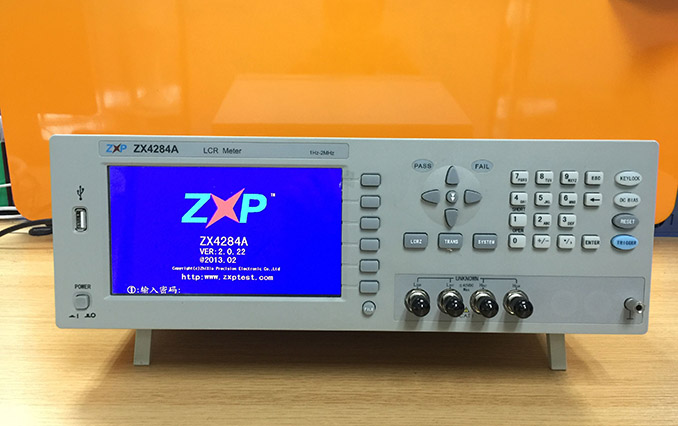 ZX4284A 2MHz数字电桥