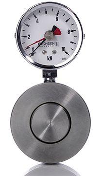 Erichsen329液压测力表