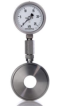 Erichsen343液压测力表