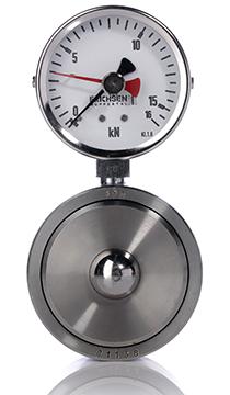 Erichsen338液压测力表