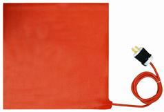 12英寸 x 12英寸 (305 x 305毫米) SR型复合材料固化加热毯