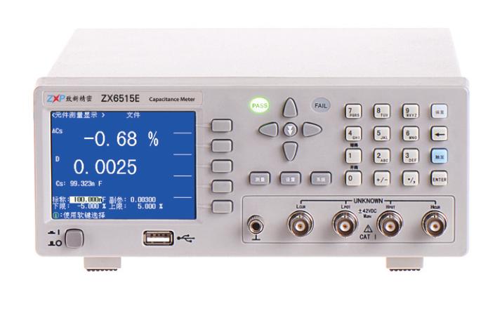 致新ZX6515F电容测试仪