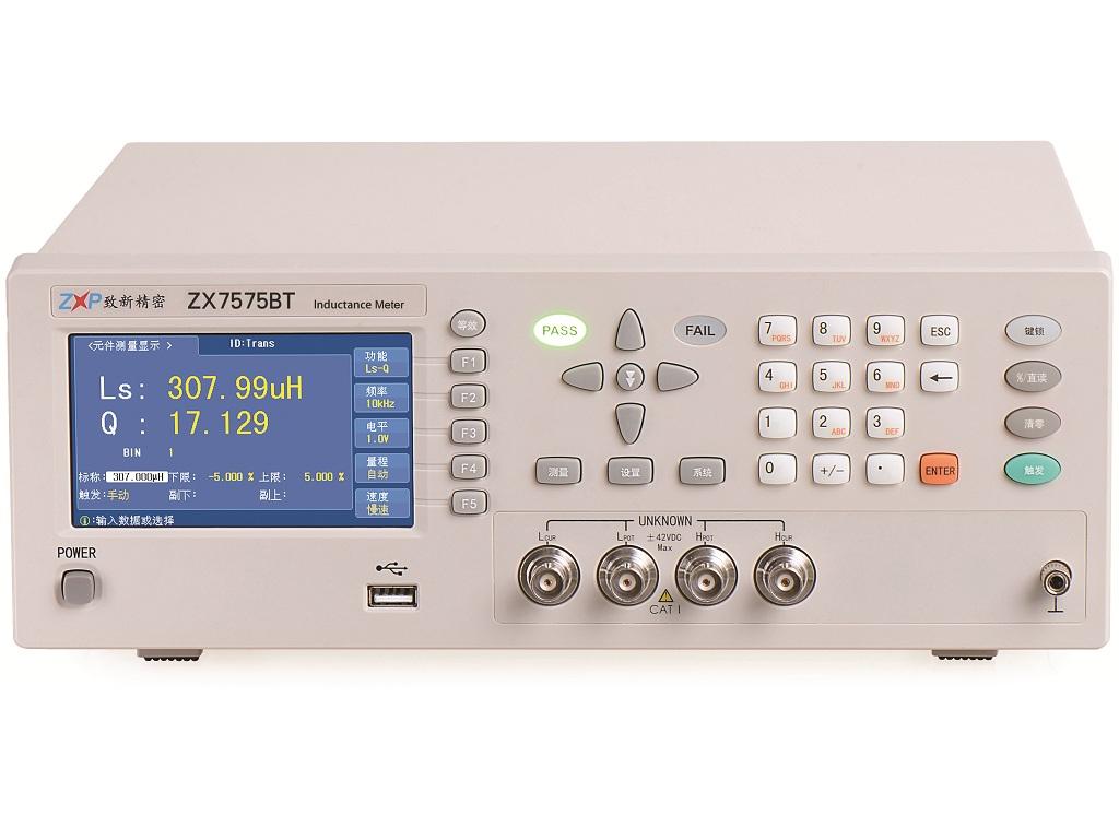 致新ZX7575BT电感测试仪