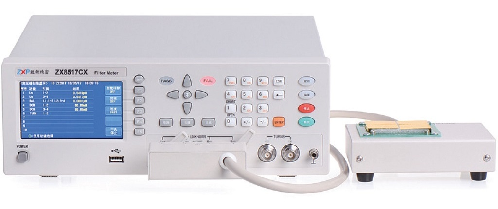 致新ZX8517CX-4P共模电感平衡测试仪