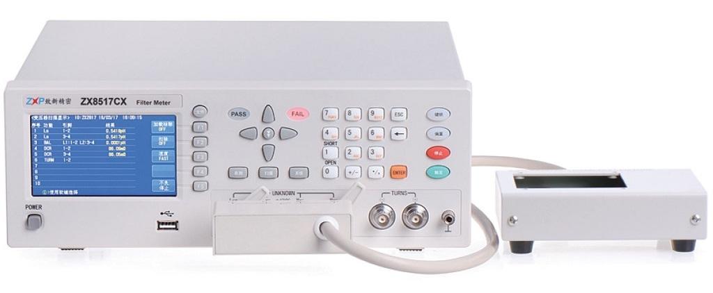 致新ZX8517CX-6P共模电感平衡测试仪