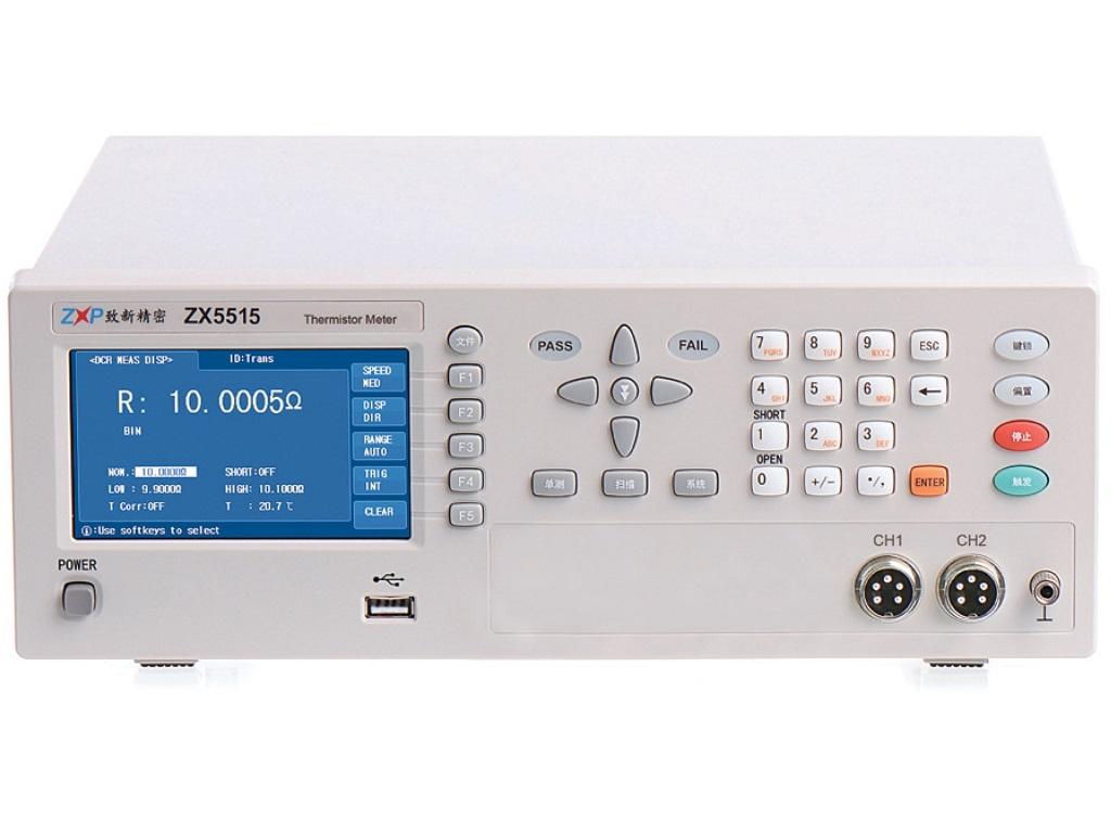 致新ZX5515热敏电阻测试仪