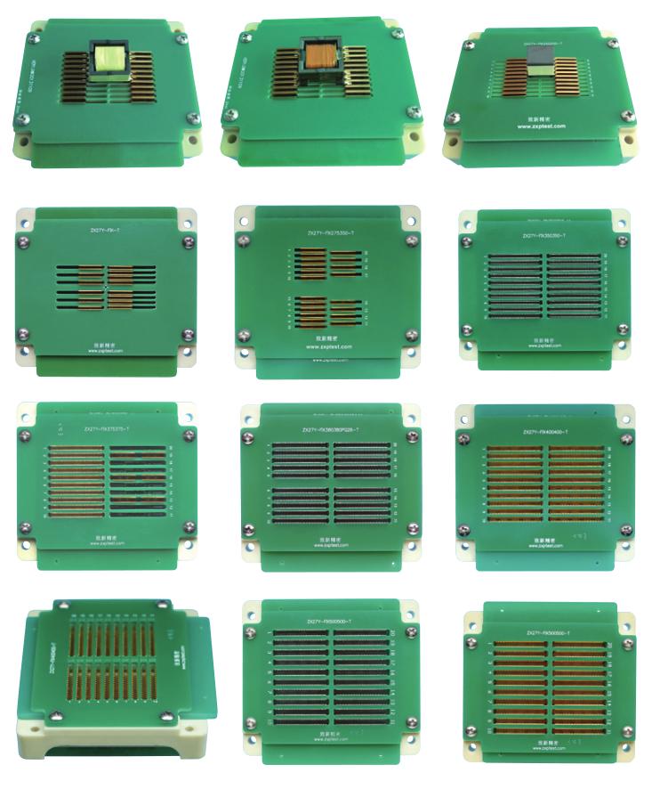 致新ZX2789-20P变压器综合测试仪夹具