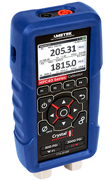 Crystal HPC42压力校验仪