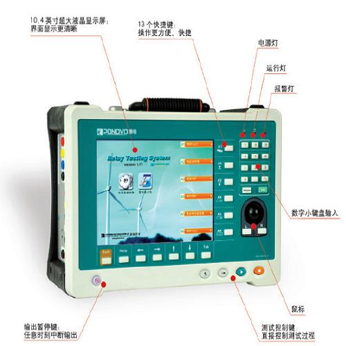 LM3661A继电保护测试仪