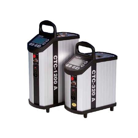 阿美特克CTC140A干体炉|温度校准仪