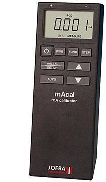 Jofra mAcal回路校准器