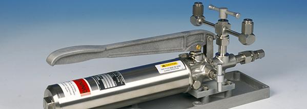 双卷手压泵,Ametek压力校准仪器介绍