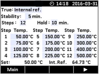 自动开关测试—Jofra CTC660A干体炉