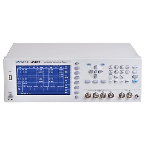 致新ZX2789-X12变压器综合测试仪