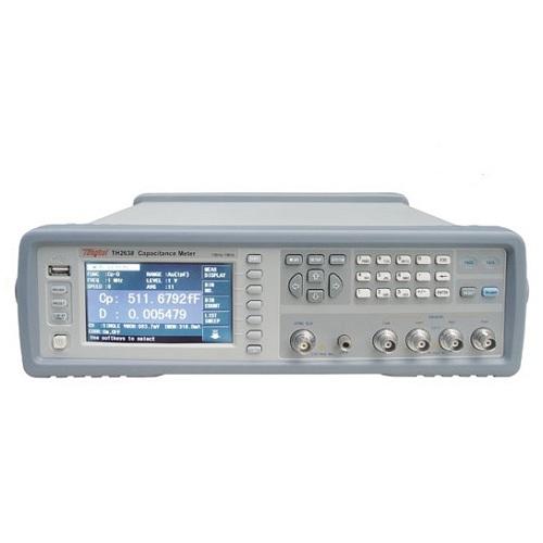 同惠TH2638电容测量仪