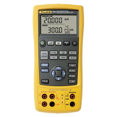 Fluke725多功能过程仪校准器