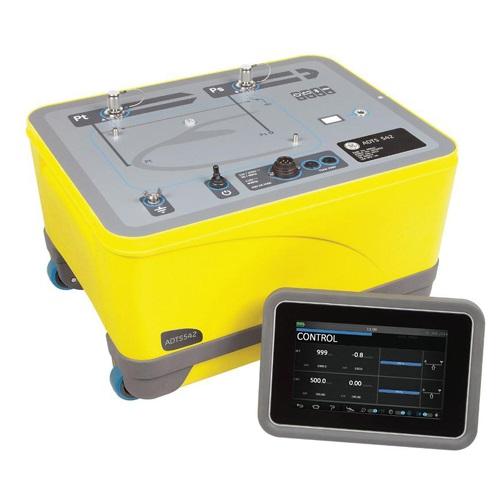 DRUCK ADTS552F便携式双通道大气数据测试仪