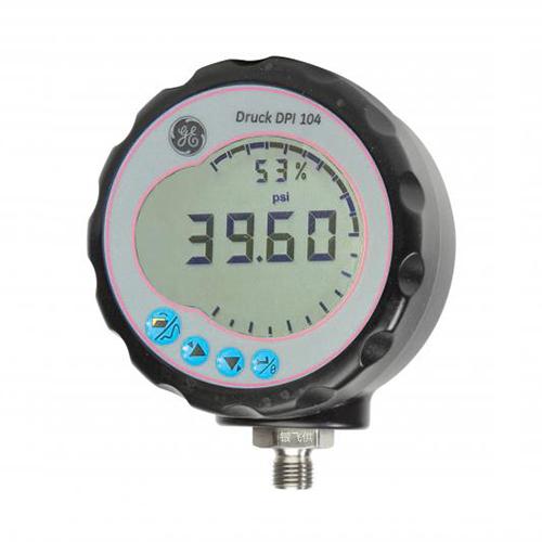 计划 DPI104-2MPa压力指示仪