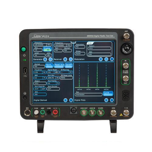 艾法斯8800SX数字无线电测试仪