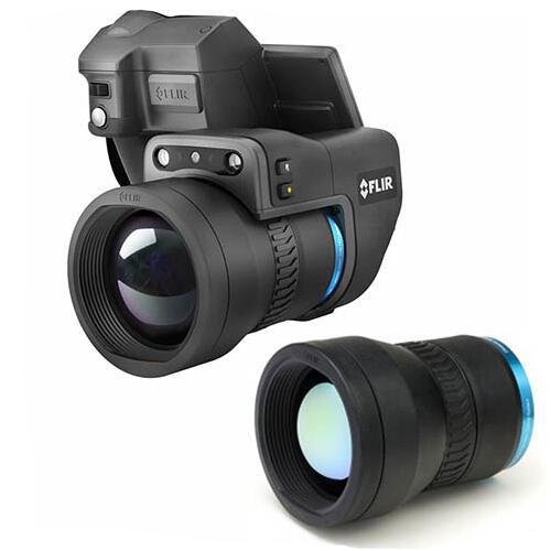 T1010-12-NIST高清红外热成像摄像机