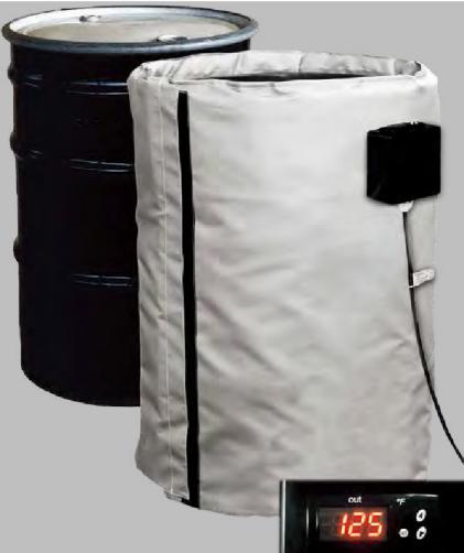 FGDH型全包裹式加热器