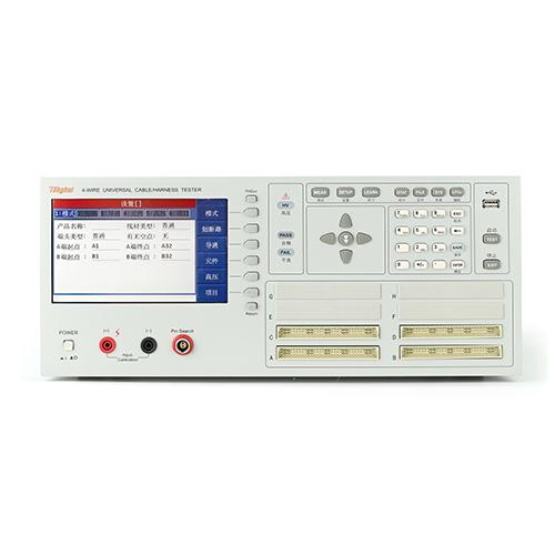 TH8602-4线材综合测试仪